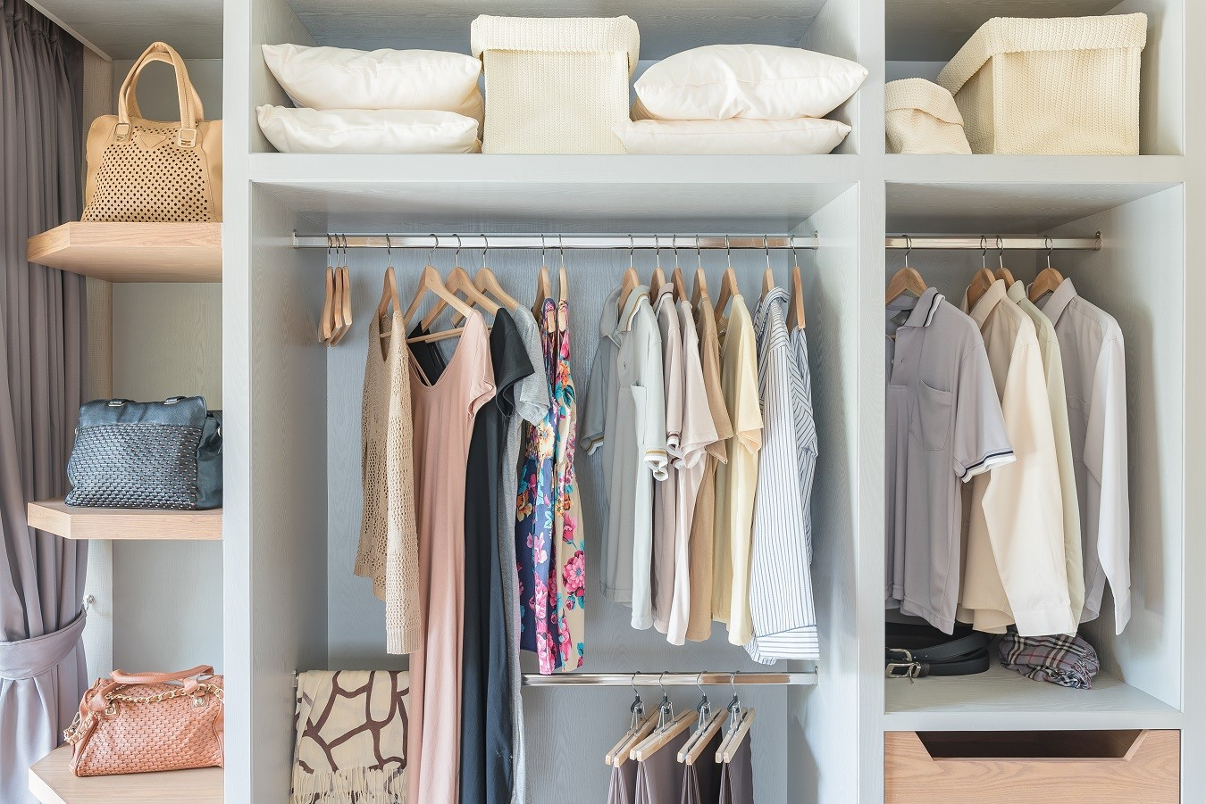 Ask us about our interior organisation and Styling services - Your experts in decluttering services & wardrobe organisation
